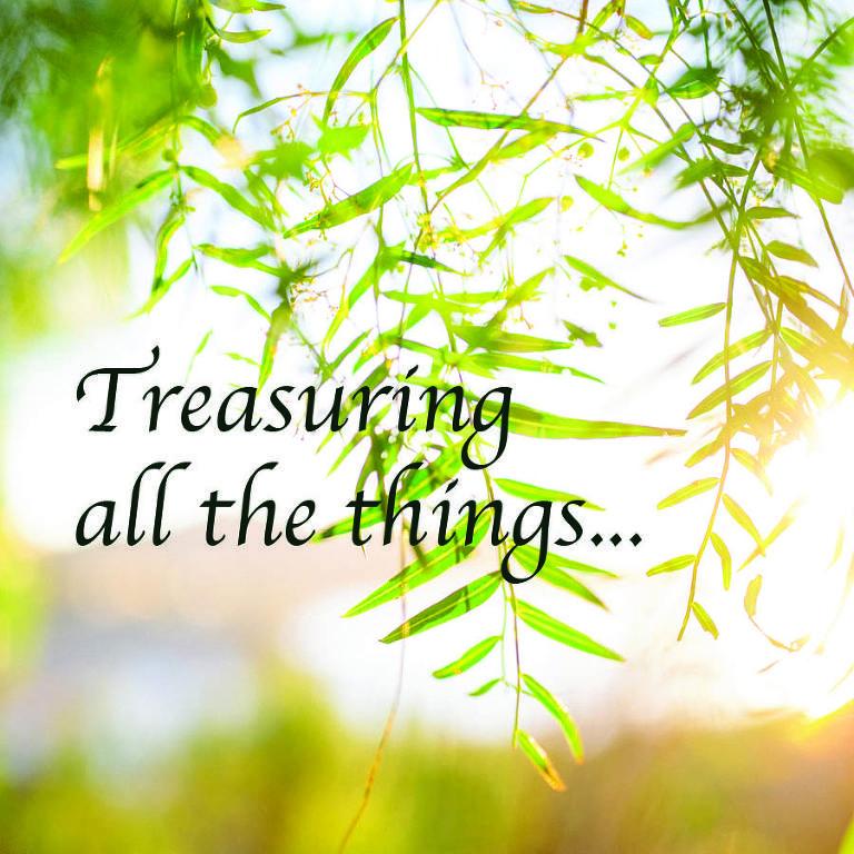 Treasuring